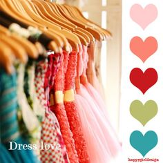 Dress Love Color Combo