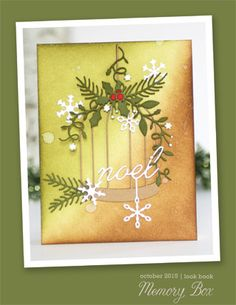 Christmas Look Book - cards by Pam Sparks
