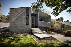 Narrabundah House - contemporary - Exterior - Other Metro - Adam Dettrick Architects