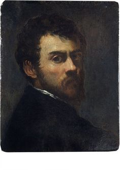 Self-Portrait as a Young Man by Jacopo Tintoretto, Venice, ca. 1548. l Victoria and Albert Museum #Movember #beards