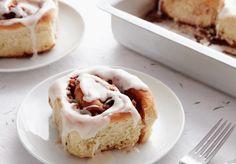 Yummy Home-ade Cinnamon Rolls..