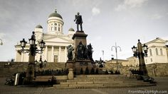 Helsinki travel tips. Dos and don'ts for visiting Finland's capital.