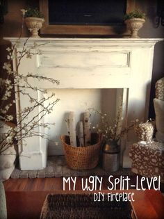 I have posted parts of my living room...But I have left out other parts. There are things about it that I do not like. For example my TV i...