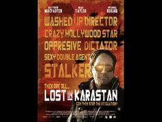 Lost in Karastan *official trailer* starring Matthew Macfadyen  Still waiting for a US release date or at least a DVD release!