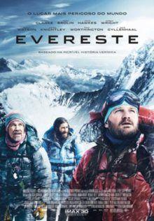 Evereste  Título original: Evereste De: Baltasar Kormakur Com: Elizabeth Debicki, Jake Gyllenhaal, Keira Knightley Género: Drama Classificação: M/12 Outros dados: EUA/Islândia/GB, 2015, Cores, 121 min.