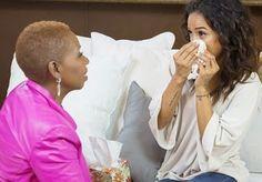 NIGERIAN TOP SECRET: Chris Brown reportedly threatens to sue Oprah if K...