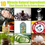 10 Miracle Natural Ingredients That Should Be In Every Home