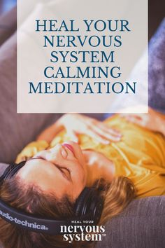 Instantly calm your nervous system with this FREE meditation by Dr. Linnea Passaler  In this meditation, Dr. Linnea will help you to gently activate your vagal nerve by guiding you on a journey to connect your nervous system to the entire observable Universe.   At the end of this 12-minute journey, you will feel calmer, more connected and peaceful. Workout For Beginners, Blogging For Beginners, Free Meditation, Alternative Health, Mindful Living, Wellness Tips, Ptsd, Nervous System, How To Start A Blog