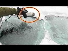 凍った車のガラスをお湯で溶かすと危険!氷を素早く除去し且つ凍らなくなる方法が話題に – kwskライフ
