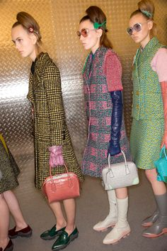 Prada - Fall 2015 Ready-to-Wear