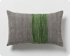 inspired by the Lucid Outlines Pillow from Anthropologie.