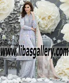 Spring Special Occasion Dresses for Engagement Brides - Pakistani Indian Dresses for Nikkah Ceremony Bridal Couture & Ready-To-Wear available at exclusive prices at our store at www.libasgallery.com #UK #USA #Canada #Australia #France #Germany #SaudiArabia #Bahrain #Kuwait #Norway #Sweden #NewZealand #Austria #Switzerland #Denmark #Ireland #Mauritius #Netherland #Partywear #SpecialOccasionDresses #SpecialOccasionDress #style #latest 💕 #newcollection #luxuryfashion #luxury #fashionideas