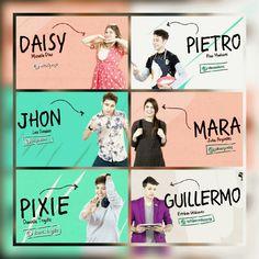 Victor Ortiz, Pixie, Car Cake Tutorial, Geek Magazine, Princess Castle, Social Platform, Daisy, Instagram, Descendants