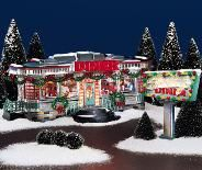 Collecting Cafe Dept 56 Snow Village