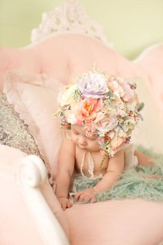 Your place to buy and sell all things handmade Baby Sweater Patterns, Crazy Quilt Blocks, Bonnet Hat, Baby Fairy, Baby Bonnets, Diy Hair Accessories, Color Stories, Baby Sweaters, Baby Pictures