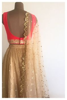 The Umrao Dupatta