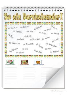 1096 besten german for kids Bilder auf Pinterest in 2018 | Malen ...