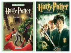 J.K. Rowling - Harry Potter y la cámara secreta (Book vs Film)