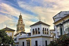 Barrio de la Juderia, Cordoba, Andalusia, Spain (by Fco. Javier Cuenca)