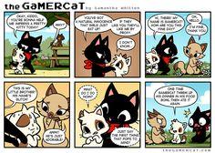 The GaMERCaT » T.M.I.