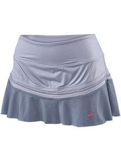 Nike Women's Fall Maria Ace Skirt | Tennis Dresses | Tennis Skirts | Tennis Ladies Apparel @ www.FitnessGirlApparel.com