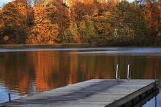 I can just see myself sitting on this dock and contemplating....