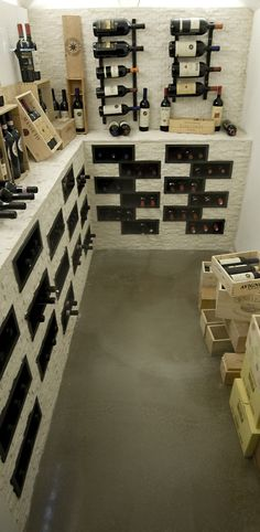 Inside the Tuscany fine wine vault, the home of Sassicaia, Ornellaia, Solaia and many others
