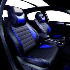 Yuzhe Leather car seat cover For Skoda Octavia 2 a7 a5 Fabia Superb Rapid Yeti Spaceback Joyste car accessories styling cushion #Affiliate