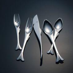 Fish silverware