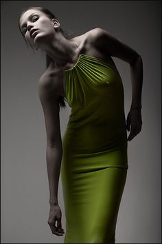 Polina by Oleg Ti, via Flickr. i like it but it would be very hard to walk in.