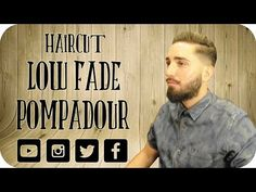 ✄ Awesome - 4 Jared & Kyle - Haircut Low Fade Pompadour & Beard Trim | Cutt By Constantino's (Torrevieja / Waalwijk) Connect - YouTube