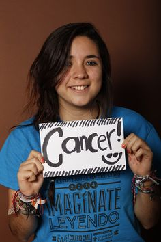 Cancer, KinariMacias. Estudiante, UANL, Monterrey, México