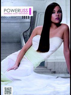 Power Liss Bottox is an organic hair treatment from Miamon Cosmetics