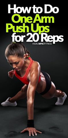 The ability to do even 2-3 one arm pushups is pretty rare. Here's a strategy to increase strength and to get as many as 20 reps. #strengthtraining #workoutmotivation #workout #fitness #fitnessmotivation #fitnessmodel #getstronger #gym #pushups #bodyweightworkouts #bodyweightexercises