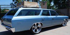 Chevelle Malibu Wagon