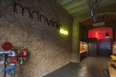 Monvínic Store Barcelona | Alfons Tost Interior design Barcelona, Interior Design, Store, Nest Design, Home Interior Design, Interior Designing, Larger, Barcelona Spain, Home Decor
