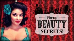 Pin-up Beauty Secrets with Stela Licina and Elly Mayday - Part 3