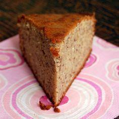 Gâteau d'hiver bananes, noisettes &… Baileys ! | Torchons & Serviettes