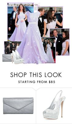 """Kate Middleton"" by rfultrastars ❤ liked on Polyvore featuring Alexander McQueen, Liebeskind, Giuseppe Zanotti, princess, katemiddleton and purpledress"