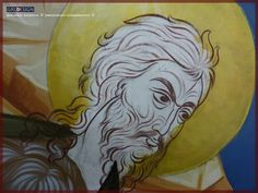 Iconographer Qirjako Kosova (Gridesign- Iconography) The Video… Byzantine Art, Painting Process, Religious Art, Drawings, Artwork, Facebook, Image, Watch, Videos