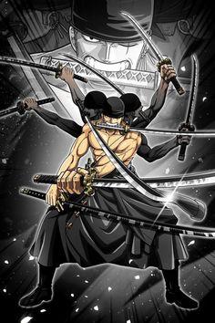 Zoro One Piece, One Piece Ace, One Piece Comic, One Piece Fanart, One Piece Wallpaper Iphone, Anime Wallpaper Live, Cute Cartoon Wallpapers, Animes Wallpapers, One Piece Bounties