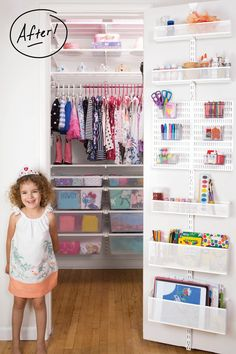 Farrah's Daughter's Closet 1
