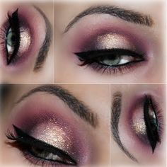 Pantone's color of the year Marsala, looks super stunning to wear on your lids for your next formal affair. Look and feel like a star when you use these finds to DIY.