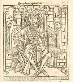 Johannes : Chronica Hungarorum, mit Widmungsbrief des Autors an den Kanzler Thomas de Drag Augsburg, 1488 GW M14775  Folio 28