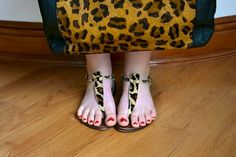 leopard on leopard (sam edelman + asos!)