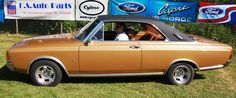 Ford / Ford Taunus 20M RS / Carinstance