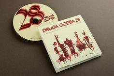 28. Druga Godba by Studio ŽAŽA , via Behance