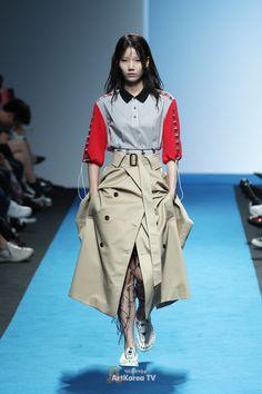 이무열 디자이너 유저(YOUSER) 패션쇼 Runway Fashion Outfits, Womens Fashion, Image Mode, High Fashion, Fashion Show, Contemporary Fashion, Runway Models, All About Fashion, Fashion Details