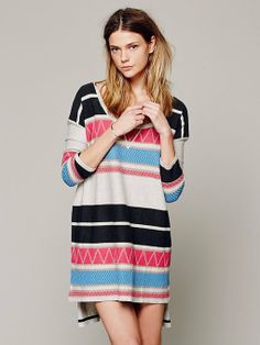Cozy Sweater Dress by Free People
