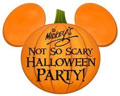 Magic Kingdom – Mickey's Not So Scary Halloween Party – 2018 Disney Halloween Parties, Mickey Halloween, Disneyland Halloween, Halloween Scrapbook, Disney Scrapbook, Scary Halloween, Halloween Party, Scrapbook Layouts, Scrapbooking